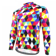 Thermal Multi-color Jersey