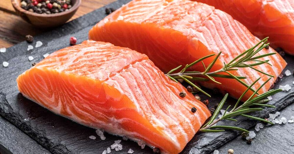 Salmon for cycling