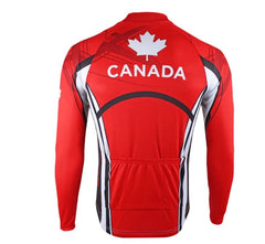 Thermal jersey Canada olympic