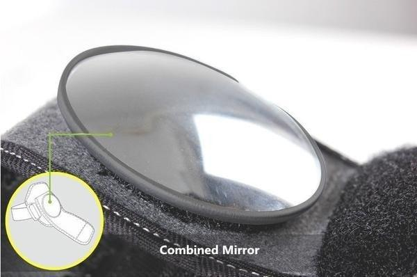 Bicycle Wrist Rear-View Mirror