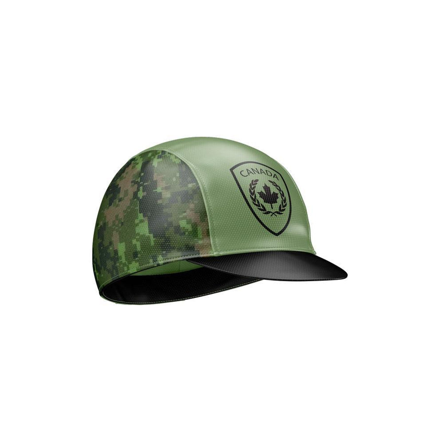 Bicycle Booth Cap Canada Army Cycling Cap