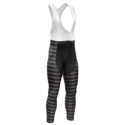 Bicycle Booth Cycling Bib Pants Black Stripe Bib Pants
