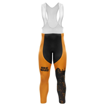 Bicycle Booth Cycling Bib Pants XXS / Male / Thermal Fleece Tatooine Bike Wars Bib Pants