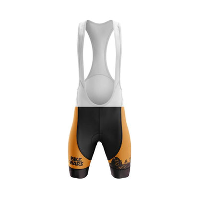 Bicycle Booth Cycling Shorts XXS / Male / Bib Tatooine Bike Wars Bib & Shorts