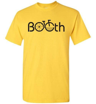 Bicycle Booth Daisy / S Men's Bicycle Booth T Shirt