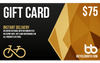 Bicycle Booth Gift Card $75.00 USD 75$ Gift Card