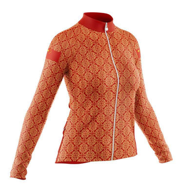 Bicycle Booth Long Sleeve Jerseys China Long Sleeve Jersey (V3)