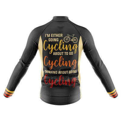 Bicycle Booth Long Sleeve Jerseys Cycling Cycling Cycling Long Sleeve Jersey V1