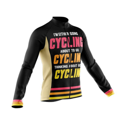 Bicycle Booth Long Sleeve Jerseys Cycling Cycling Cycling Long Sleeve Jersey V3