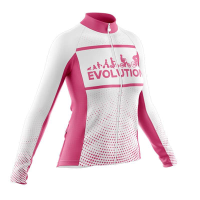 Bicycle Booth Long Sleeve Jerseys Evolution Long Sleeve Jersey V2