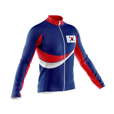 Bicycle Booth Long Sleeve Jerseys South Korea Long Sleeve Jersey (V7)
