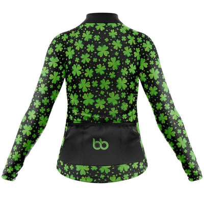 Bicycle Booth Long Sleeve Jerseys St. Patrick Pt. 2 Long Sleeve Jersey (V4)