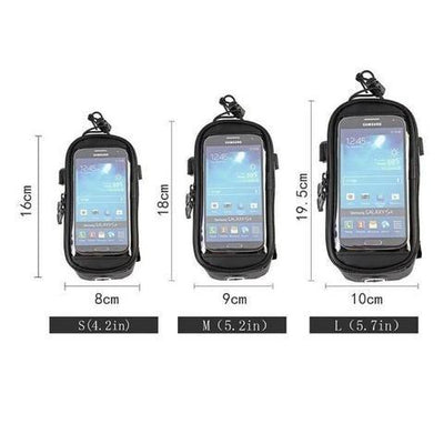 Bicycle Booth Phone Bag RosWheel Cycling Phone Bag