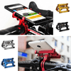 Bicycle Booth Phone Mount Aluminum Phone Mount