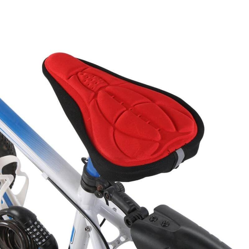 Bicycle Booth Silicone Saddle Bicycle Seat Cover