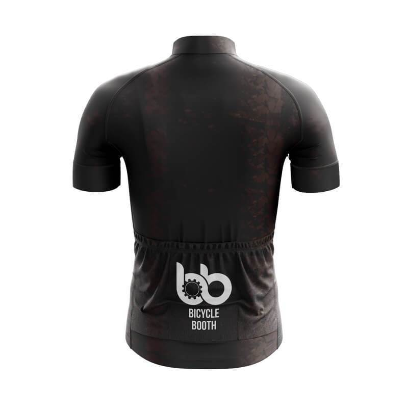 Bicycle Booth Short Sleeve Jersey XXS / Male Breathing Monkey Face Jersey