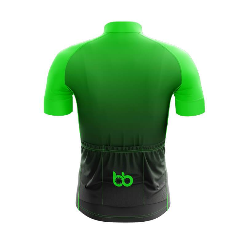 Black to Green Jersey