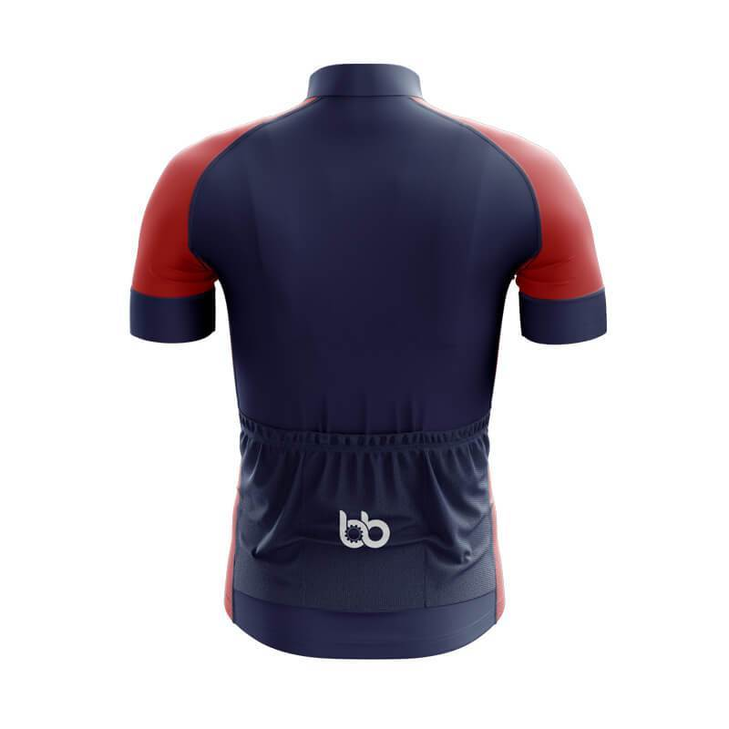 Bicycle Booth Short Sleeve Jersey XXS / Male Cycling Unlocks My Super Powers Jersey (V3)
