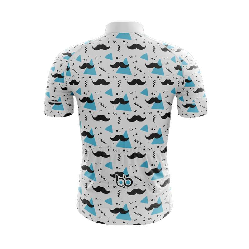 Bicycle Booth Short Sleeve Jersey XXS / Male Movember Jersey (V5)