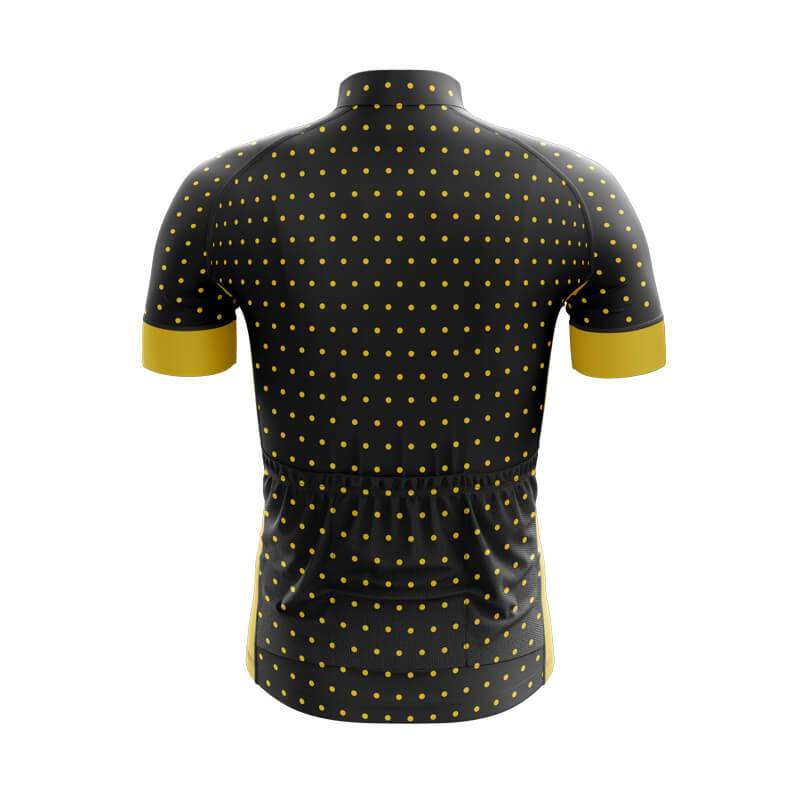 Bicycle Booth Short Sleeve Jersey XXS / Male Polka Dot 1 Jersey (V3)