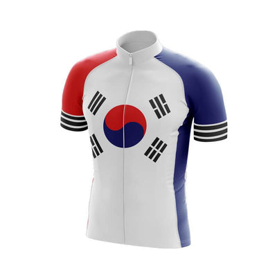 Bicycle Booth Short Sleeve Jersey South Korea Jersey (V3)