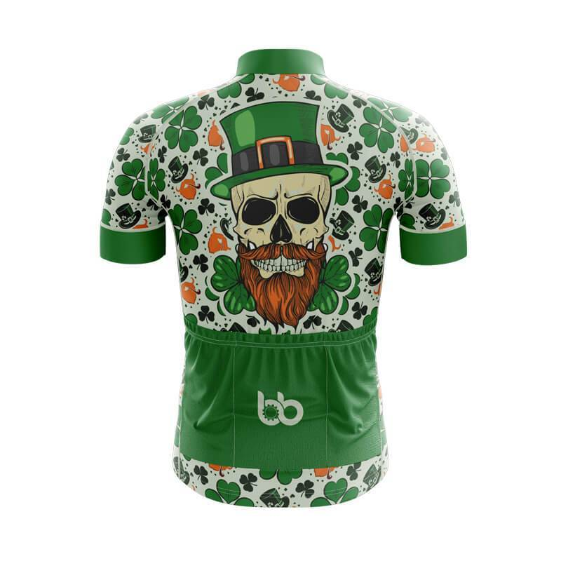 Bicycle Booth Short Sleeve Jersey XXS / Male St. Patrick Pt. 2 Jersey (V3)