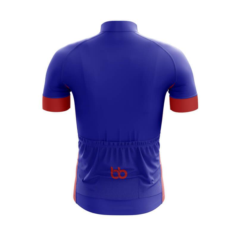Bicycle Booth Short Sleeve Jersey XXS / Male Super Dad Jersey (V2)
