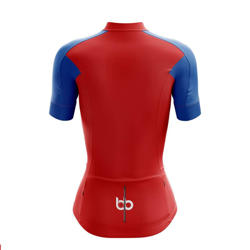 Bicycle Booth Short Sleeve Jersey XXS / Female Mothers Day Jersey (V2)
