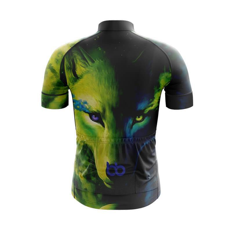 Bicycle Booth Short Sleeve Jersey XXS / Male Wolf Jersey (V1)