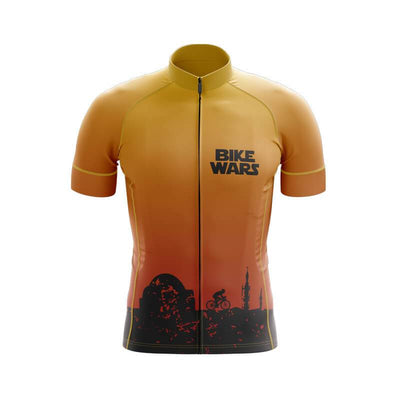 Bicycle Booth Short Sleeve Jersey XXS / Male Tatooine Bike Wars Jersey