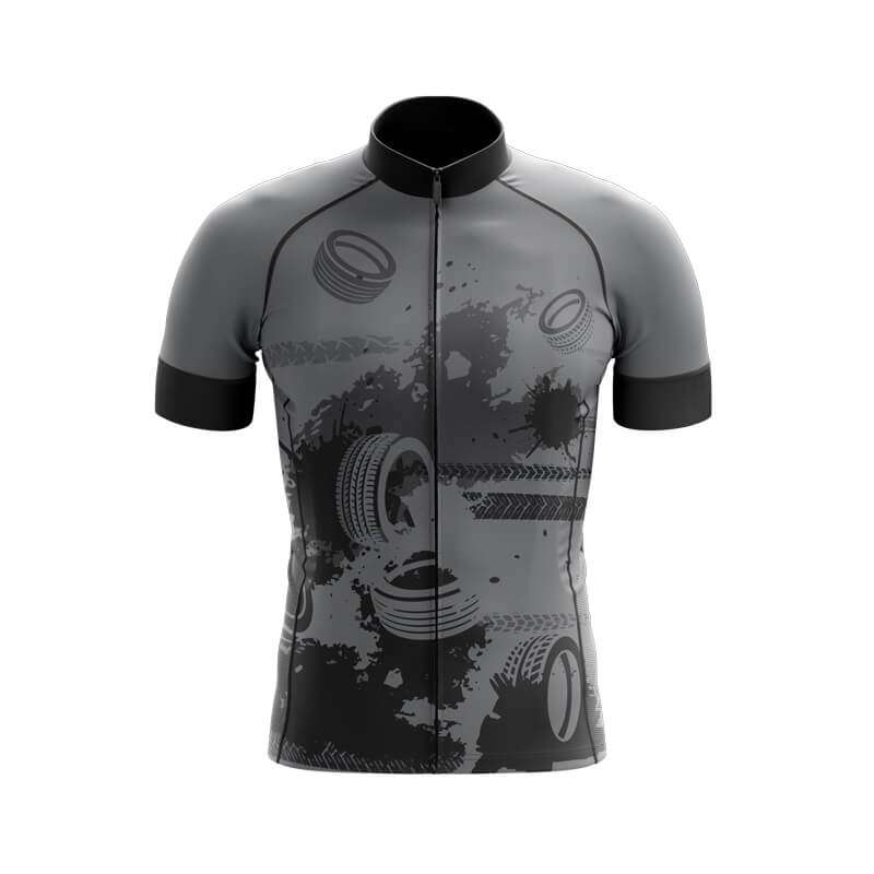 Bicycle Booth Short Sleeve Jersey XXS / Male You're Too Close Jersey (V4)