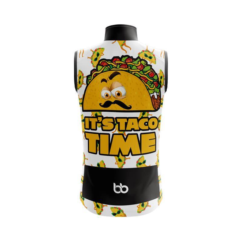 Bicycle Booth Sleeveless Jerseys XXS / Female It's Taco Time Sleeveless Jersey (V3)