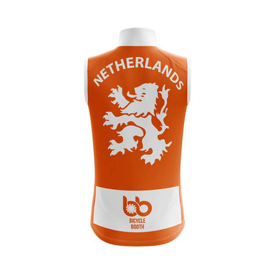 Bicycle Booth Sleeveless Jerseys Netherlands Sleeveless Jersey