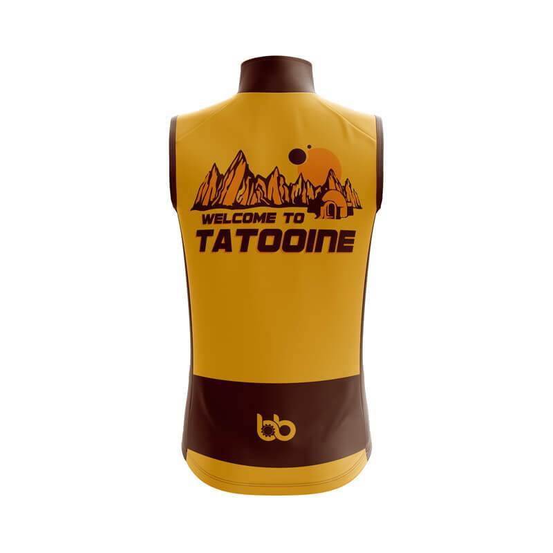 Welcome to Tatooine Sleeveless Jersey