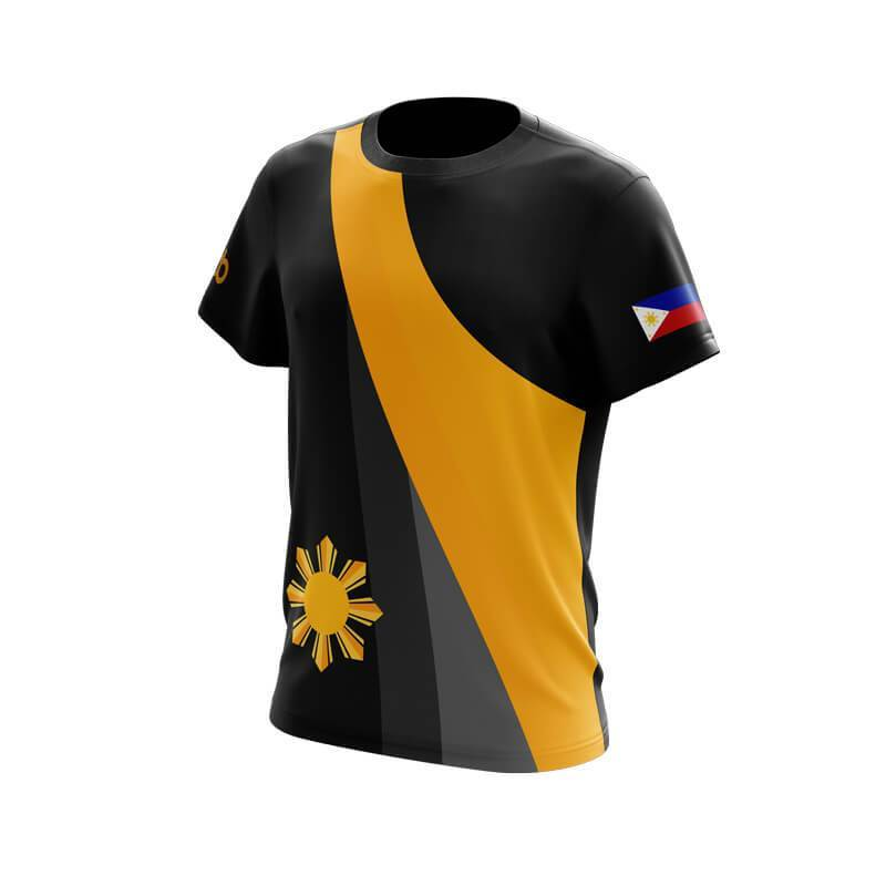 Bicycle Booth T-shirt XS / Men Philippines Performance Shirt V4