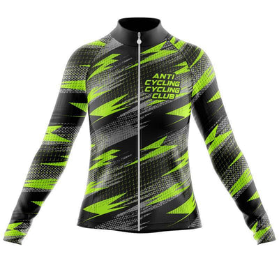 Bicycle Booth Thermal Jerseys Anti Cycling Cycling Club Thermal Jersey (V3)