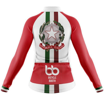 Bicycle Booth Thermal Jerseys Italy Thermal Jersey (V6)