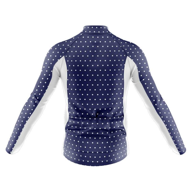 Bicycle Booth Thermal Jerseys XXS / Male Polka Dot 1 Thermal Jersey (V1)