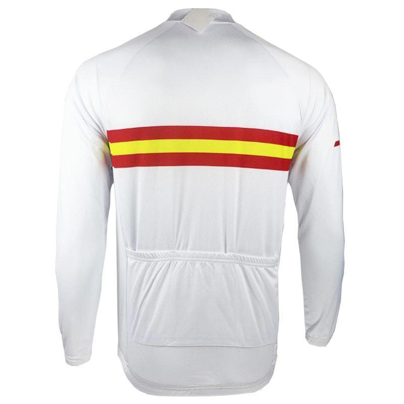 Bicycle Booth Thermal Jerseys Spain Thermal Jersey (V4)