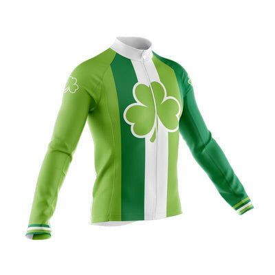 Bicycle Booth Thermal Jerseys St. Patrick (V1) Thermal Jersey