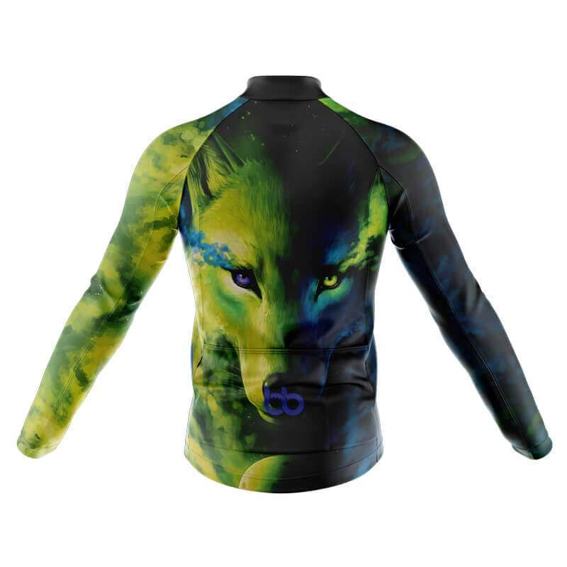 Bicycle Booth Thermal Jerseys XXS / Male Wolf Thermal Jersey (V1)