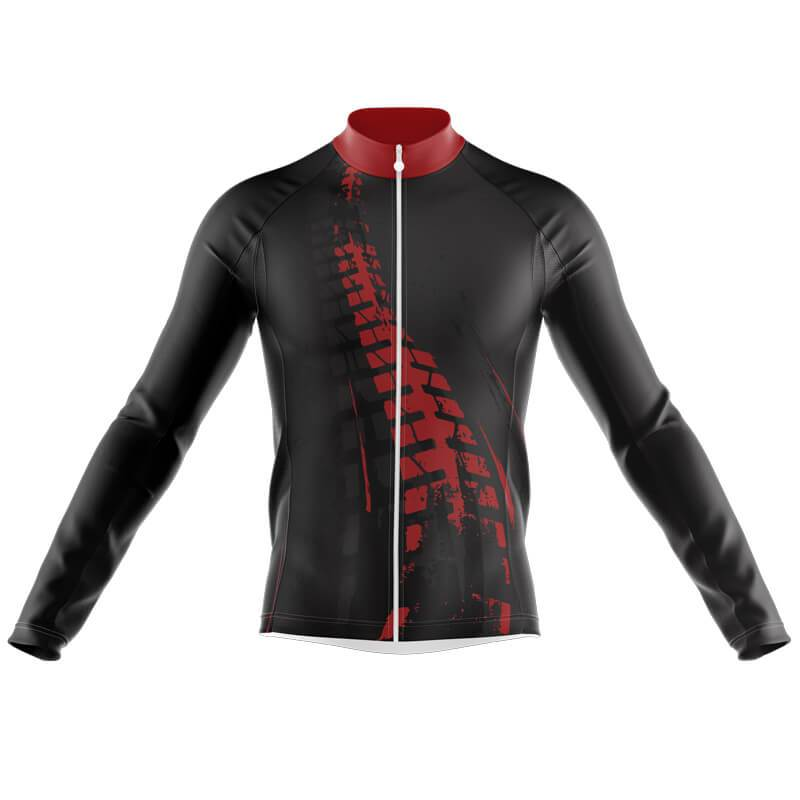 Bicycle Booth Thermal Jerseys XXS / Male You're Too Close Thermal Jersey (V1)