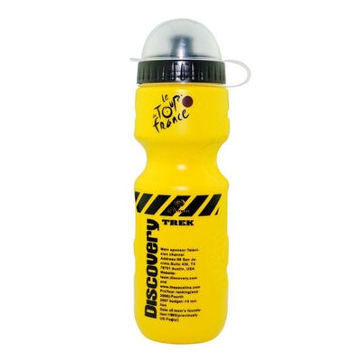 Bicycle Booth Yellow Discovery Cycling Water Bottle