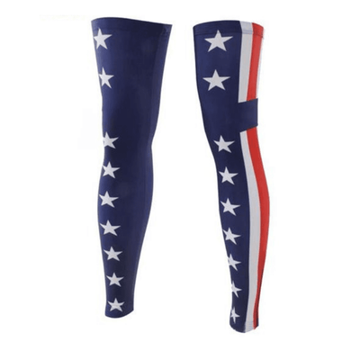 HIRBGOD Official Store Leg Warmers Team USA Leg Warmers