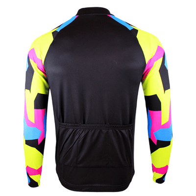 HIRBGOD Official Store Long Sleeve Jerseys Pastel Arms Long Sleeve Jersey
