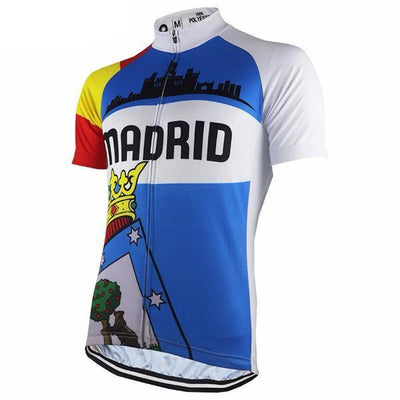 NorthMountain Store HK037 / S Mens Madrid Jersey