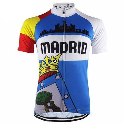 NorthMountain Store Mens Madrid Jersey