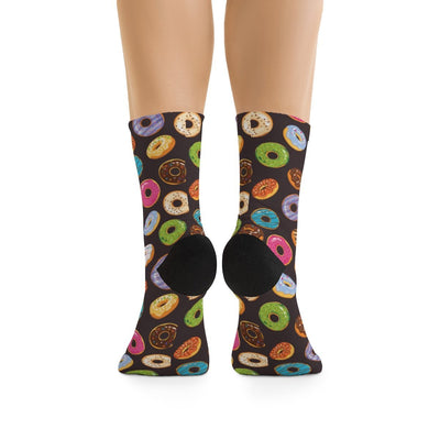 Printify All Over Prints One size Donut Sport Socks v2