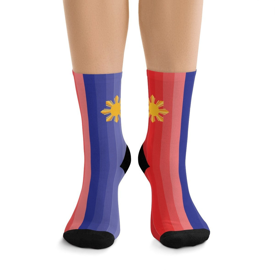 Printify All Over Prints One size Philippines Sports Socks