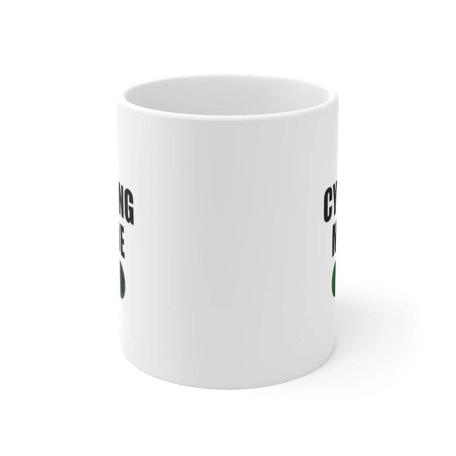 Printify Mug 11oz Cycling Mode